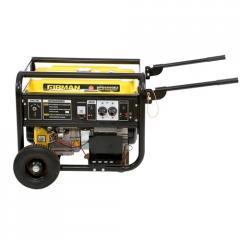 Бензиновый генератор SPG6500ТE1