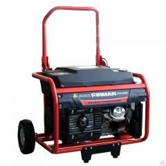 Бензиновый генератор ECO3990E