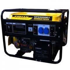 Бензиновый генератор 4 кВт FIRMAN SPG 5000E1
