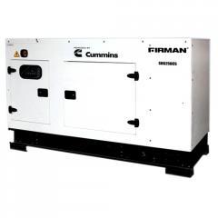 Дизельный генератор FIRMAN SDG25DCS+ATS