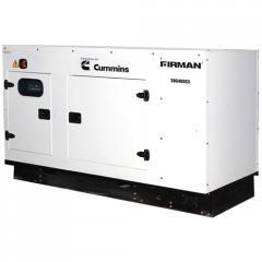 Дизельный генератор FIRMAN SDG40DCS+ATS