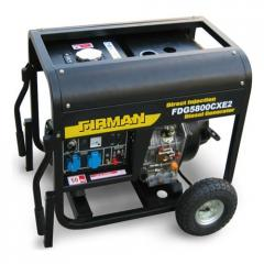 FDG5800CXE2 diesel generator