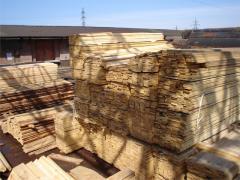 Lath construction of a birch