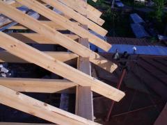Mauerlat wooden