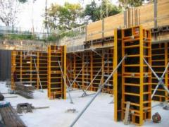 Construction timbering