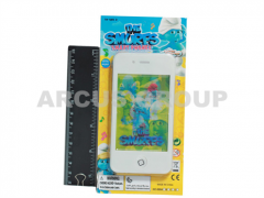 Children's phone the Smurf with the hologram