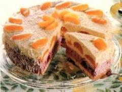Простые рецепты тортов в домашних условиях для детей фото