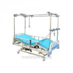 Bed medical functional (electric)