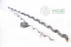 Зажим спиральный поддерживающий AXR-110-14,4