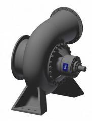 Spiral pumps BQO