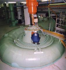 Spiral pumps BQUW