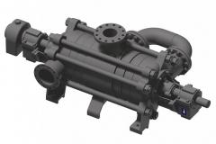Centrifugal horizontal pumps CDB