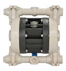 Pneumatic membrane pump MINIBOXER