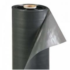 The film polyethylene secondary BLACK width is