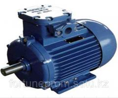 Crane electric motors with the phase-wound rotor