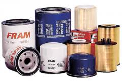 Filters automobile FRAM, Filters automobile