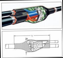 Coupling otvetvitelny BMHM-1001-4D1-6880.3-SM
