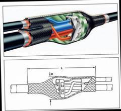 Coupling otvetvitelny BMHM-1001-4B1