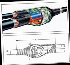 Coupling otvetvitelny BMHM-1001-4D2