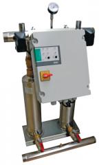Установка повышения давления с двумя параллельными погружными насосами Wilo-Economy COE-2 TWI 5