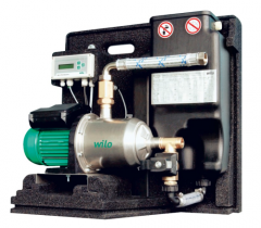 Установка для использования дождевой воды Wilo-RainSystem AF Comfort