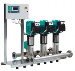 Установка для водоснабжения Wilo-Comfort COR Helix VE.../CCe