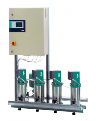 Установка повышения давления Wilo-Comfort-N CO-/COR-MVIS.../CC