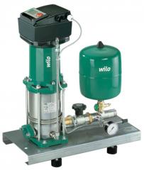 Installations of water supply Wilo-Comfort-N-Vario