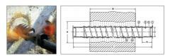 Термоусаживаемый уплотнителс EPAF-2004