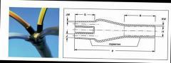 Перчатки для герметизации 402W516/S