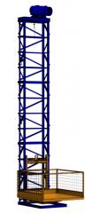 Console elevator