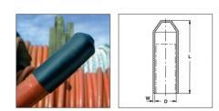 Cable mouthpiece 102L066-R05/S