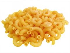 Round macaroni