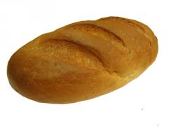 La barra de pan filetead