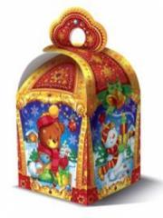 Новогодние подарки  Рождественский фонарик