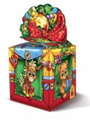 New Year's gifts Magic gif