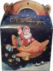 New Year's gifts Plane
