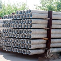 Труба а/ц б/н 200 мм (дл3,95м) Муфта диаметр 200