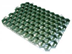 Lawn lattices