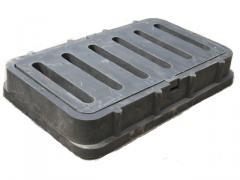 Pig-iron gutter inlets