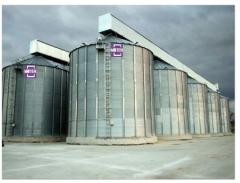 Зернохранилище Millteh торгового типа с