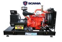 Генератор Euroenergy Scania Engine Серия MGS (515