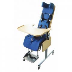 Chair orthopedic with sanitary equipment 104202,