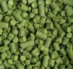 The hop Granulated