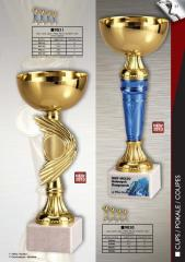 Cups are prize-winning