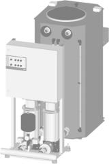 Установка повышения давления Wilo-FLA Compact-2 Helix V