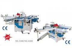 The combined Machines Ml310h, ml410h