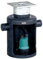 Напорная установка Wilo-DrainLift Box