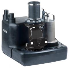 Напорная установка для отвода сточных вод Wilo-DrainLift M