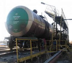 Roofing oil bitumen